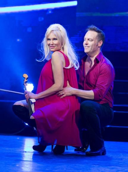 Jag dansar med Michael Colby