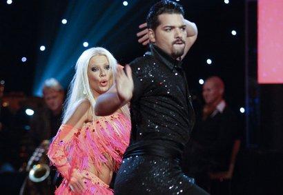 Linda och Daniel Samba