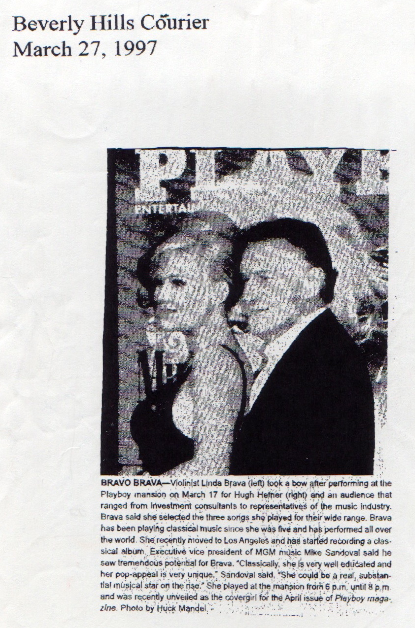 Beverly Hills courier 97-3